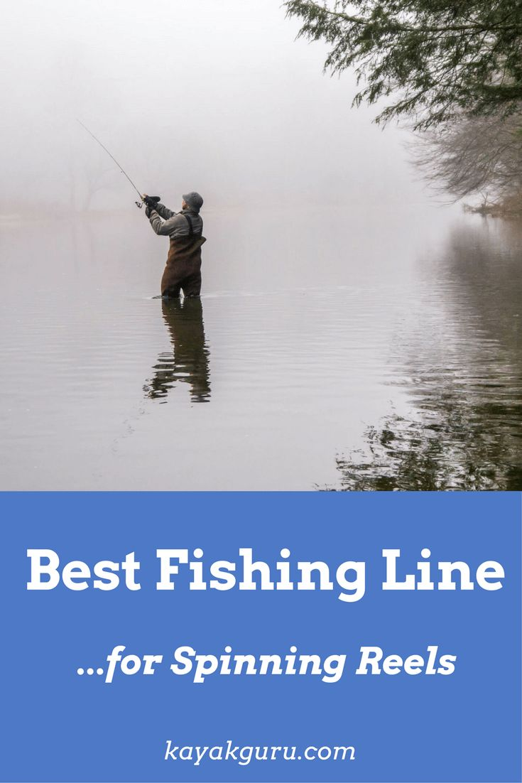 What are the best fishing lines for spinning reels?