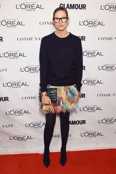 News Photo : Designer Jenna Lyons attends 2015 Glamour Women...