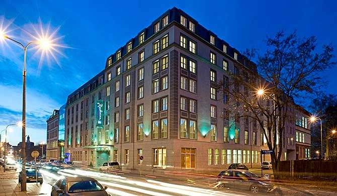 Radisson Blu Hotel Wroclaw In an enviable location minutes from Old Market Square, the Radisson Blu Hotel Wroclaw provides sleek accommodation for visitors to Wroclaw the capital city of lower Silesia, Poland. Guests enjoy... #Hotel  #Travel #Backpackers #Accommodation #Budget