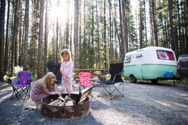 Dates and Times for Booking Summer Camping at our National Parks and Provincial Parks in 2018 » Twirls and Travels