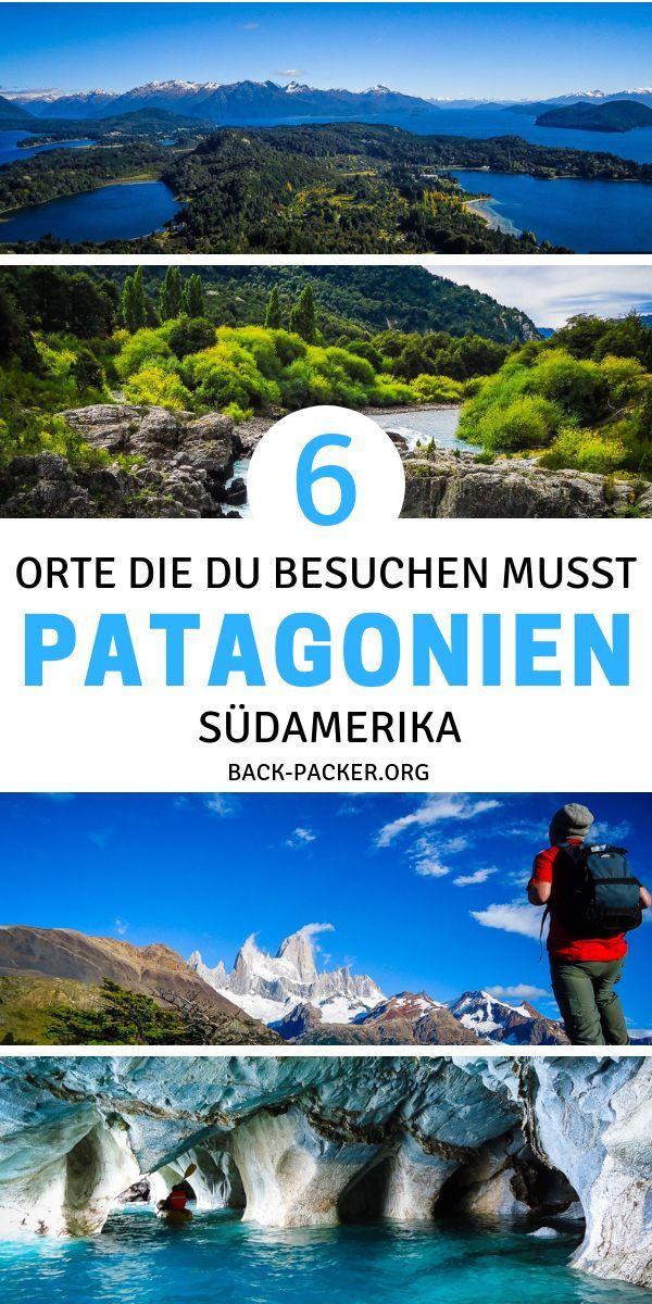Patagonien Rundreise: 6 Orte die Du besuchen musst