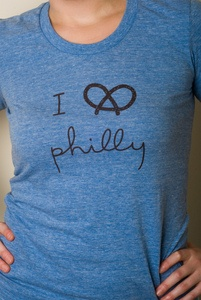 OK...it's not a beauty product, but I'm from Philly...and I really should have this t-shirt. :)