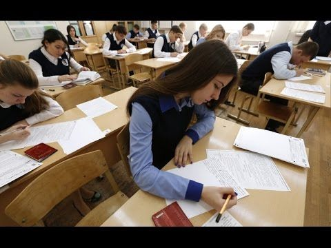 Михеев: Письменный экзамен полезен для развития личности. Железная логик...
