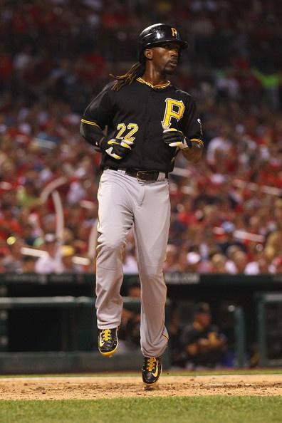 Andrew McCutchen, Pittsburgh Pirates