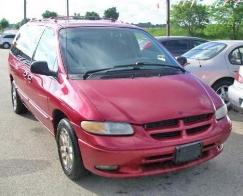 1997 Dodge Grand Caravan SE Sport  — Passenger minivan for sale under $1000 near Chicago IL.