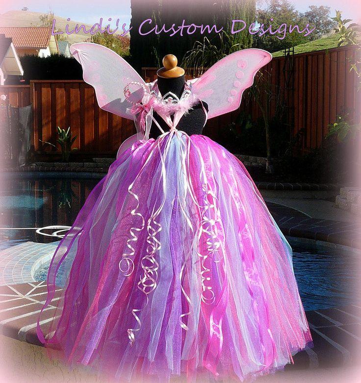 82 best diy tulle dresses images on pinterest costume for Diy party dress
