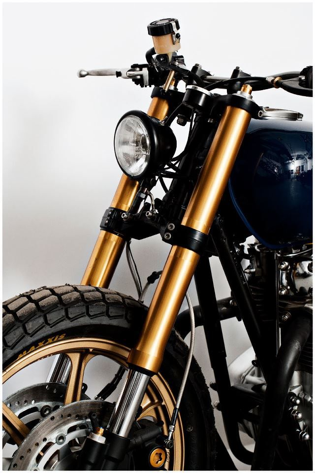 XS 650 STREET TRACKER #cafe #motorcycle #moto