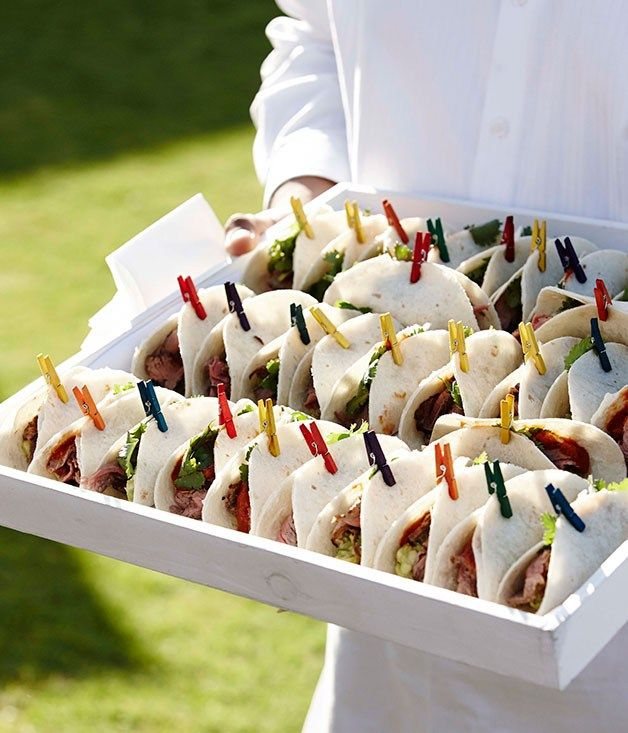 25 best ideas about soft tacos on pinterest gorditas for Cheap wedding canape ideas