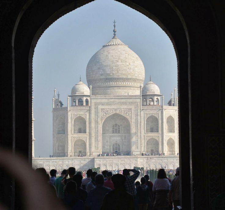 Her Majesty Taj Majal...