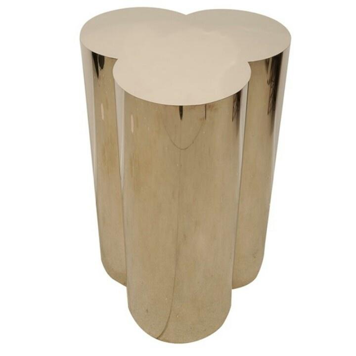 curtis jere base - Pedestal Table Base