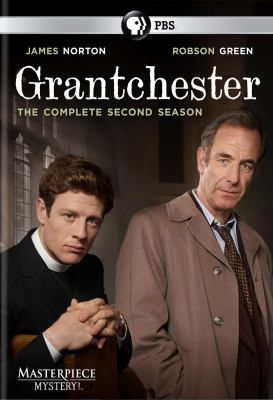 Grantchester The Complete Second Season (DVD) : The whiskey-drinking and jazz-loving vicar Sidney Chambers returns alongside his friend and veteran cop Inspector Geordie Keating for a second season of crime solving in the small country parish.