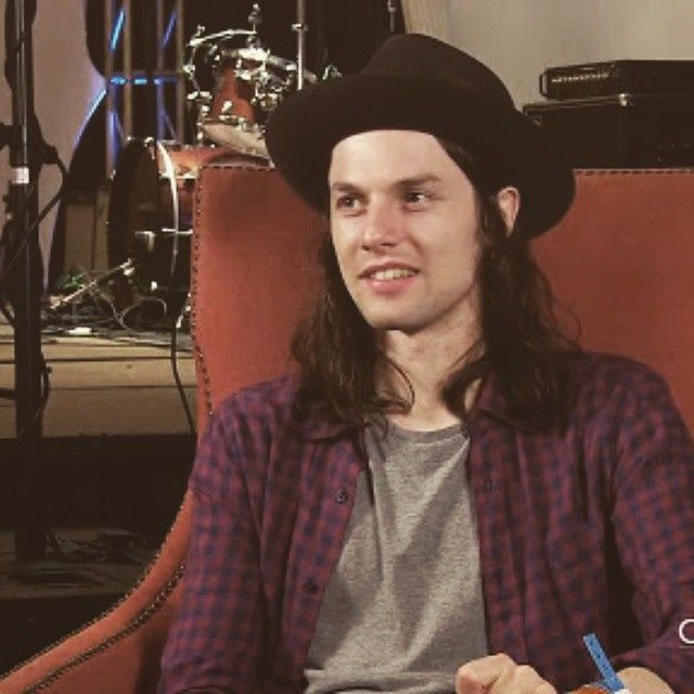 That face when you get an awkward interview question  - Ben #jamesbay #james #bay #bae #chaosandthecalm #live #tour #music #guitar #interview #mtv #grammys #itunes #spotify #uk #hitchin #europe #london #british #hat #holdbacktheriver #letitgo