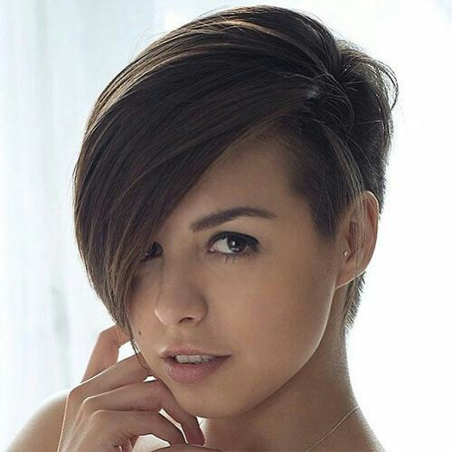 880 best images about Short and Sassy Haircuts on Pinterest
