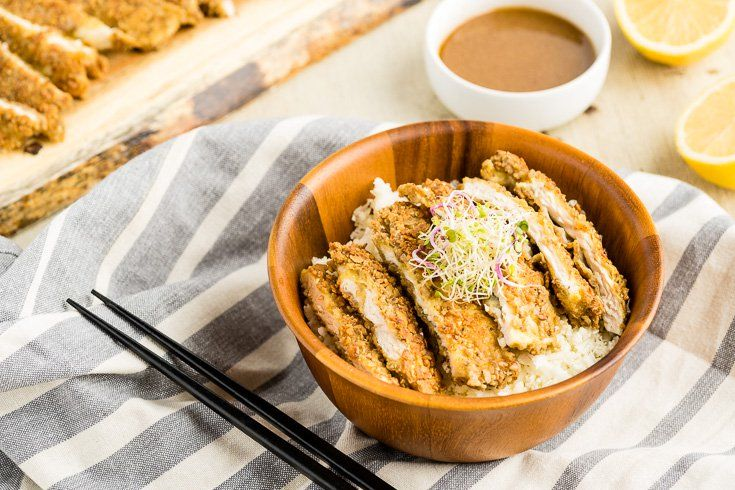 This gluten-free chicken katsu recipe uses arrowroot flour, one of my favorite gluten-free flours because it is also grain- and nut-free. Try this gut-friendly recipe today!