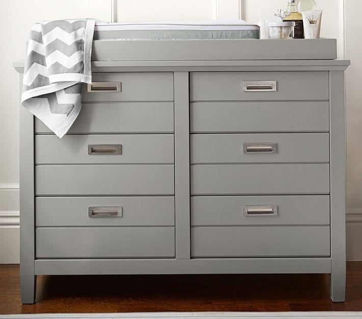 Pottery Barn Kidsu0027 Changing Tables Are Expertly Crafted And Built To Grow  With Your Child. Find Changing Table Pads And Create Stylish Storage In The  Room.