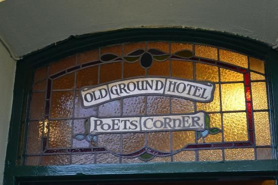 Poet's Corner Pub @ Old Ground Hotel, Ennis, County Clare, Ireland.  I had the Midleton's at the suggestion of Joel Cowan.  Thanks Joel!