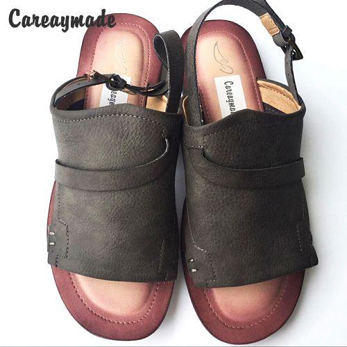 Careaymad Europa styl Prawdziwa Skóra czysta ręcznie robione buty, retro sztuki mori dziewczyna buty mody dorywczo Koreański sandały, 4 kolory w Careaymad-Europa styl Prawdziwa Skóra czysta ręcznie robione buty, retro sztuki mori dziewczyna buty mody dorywczo Koreański sandały, 4 kolory od Women's Sandals na Aliexpress.com | Grupa Alibaba