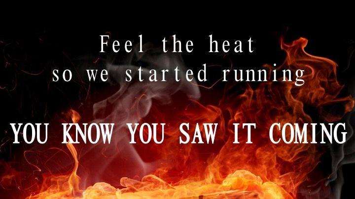Smoke and Fire - Sabrina Carpenter <3