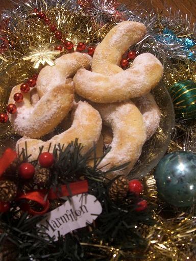 La recette du week-end: biscuits de Noël alsaciens aux amandes