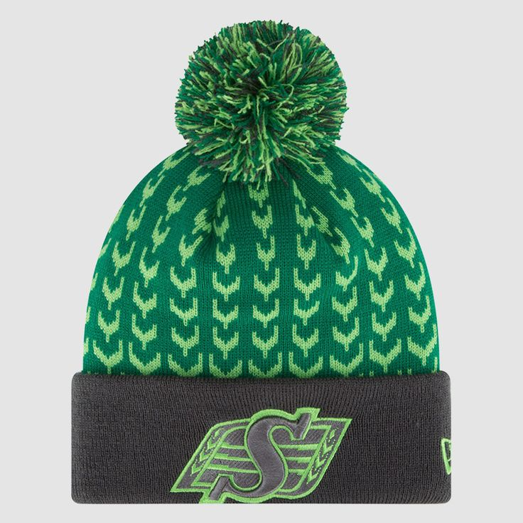 SSK Roughriders Terrell Maze New Era Player Inspired Series Knit Toque. Show support for your Saskatchewan Roughriders in style with the third installment of New Era's annual Player Inspired Series, this New Era Knit Toque was designed by Terrell Maze who was asked to design a toque that would represents himself, the team, and the fans of the Saskatchewan Roughriders.