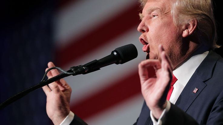 'Teleprompter Trump' Calls for Unity a Day After 'Rally Trump' Spit Hot Hatred | In the continued push to prove that the president of White Walkers was once a compassionate human person, Donald Trump gave another speech less than 24 hours after his wildly ridiculous retelling of events in which he compared white supremacist terrorists in Charlottesville, Va., to those who were fighting against them in a call for national healing, which is completely confusing, since he and his administration…