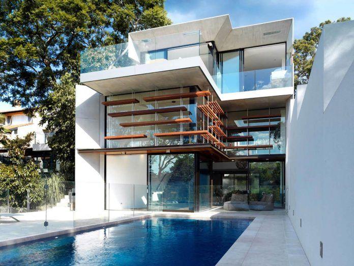 Best Modern Homes Images On Pinterest Modern Homes Home