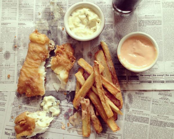 America's Best Fish and Chips