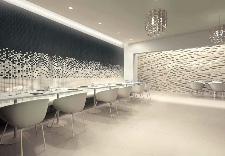 Modern restaurant interior design