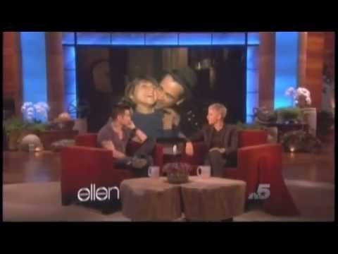 Colin Farrell Talks about Angelman Syndrome on Ellen (April 2012)