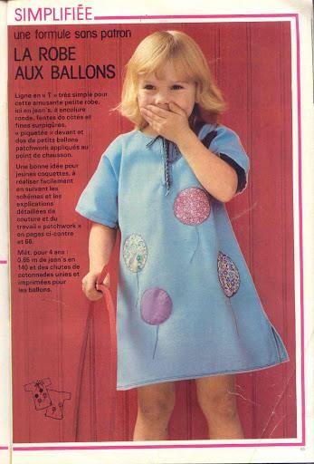 Как сшить детское домашнее платье