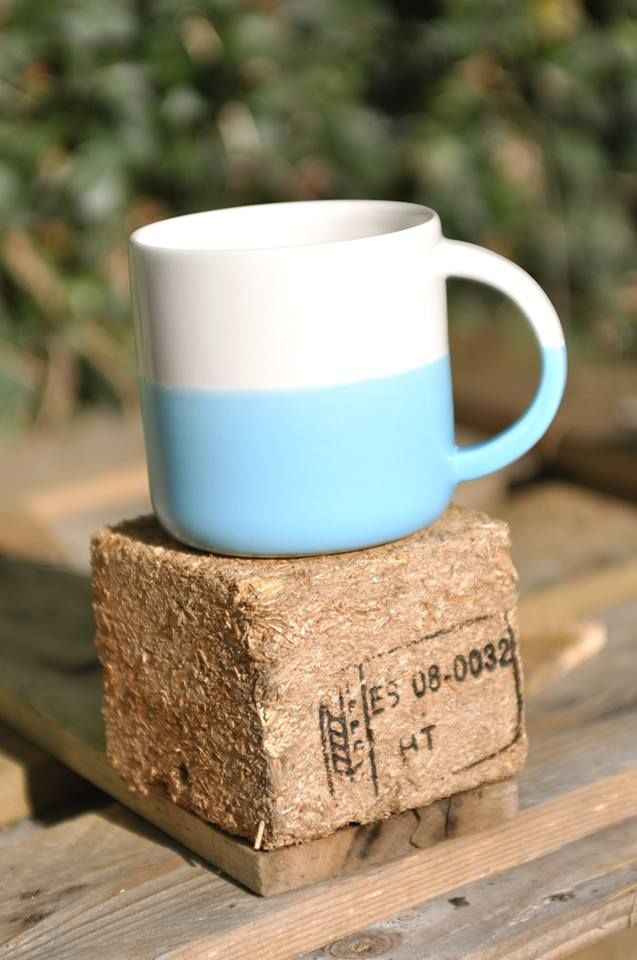 Glacis Horizon Mug, Industrial and chic with colours that are inspired from the sea