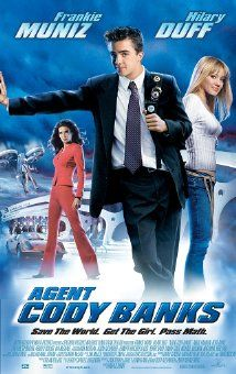 Agent Cody Banks (2003) Poster. I wanted to see this movie SO much!