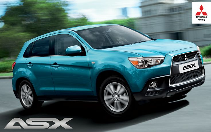 The ASX – still a major player in the small SUV market. #MitsubishiMotorsSouthAfrica