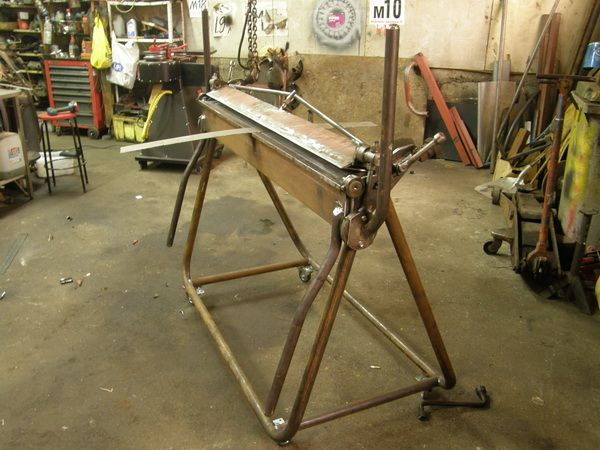 DIY Sheet Metal Brake - Pirate4x4.Com : 4x4 and Off-Road Forum