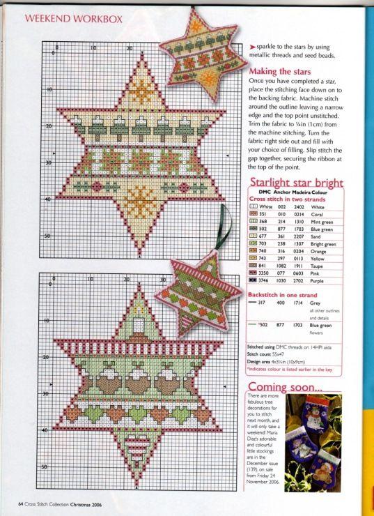 Gallery_ru - Фото #56 - 138 рождество 2006 - anfisa1 {starlight star bright ornaments pattern}