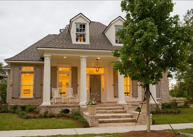 25 best ideas about acadian homes on pinterest house for Luxury empty nester house plans