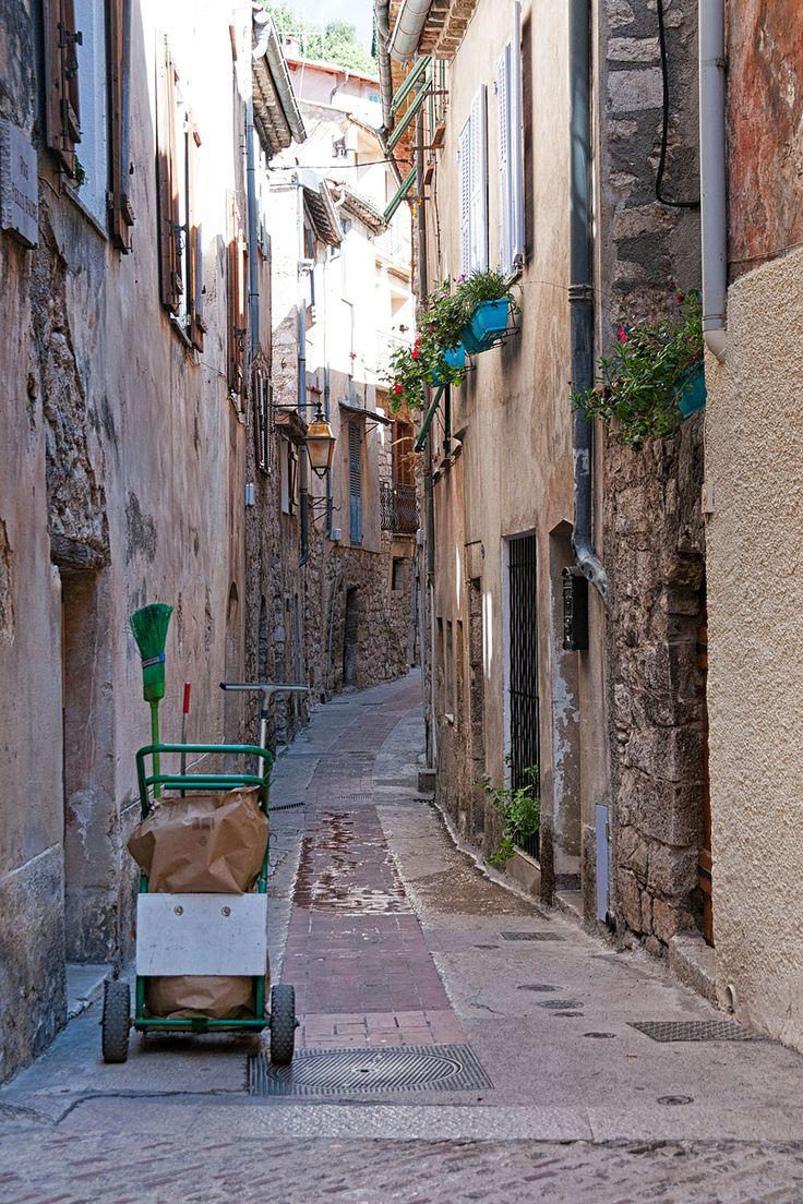 Peille, France