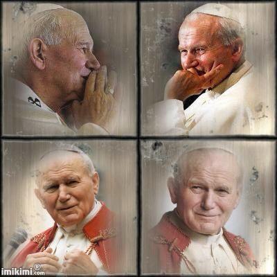 Mi Santo Juan Pablo II