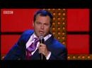 Encounter with an ex-SAS officer - Jack Dee Live at the Apollo - BBC stand up comedy