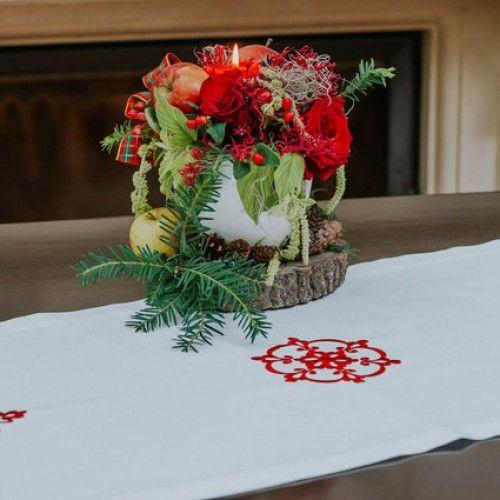 Vezi Christmas Table Arrangements