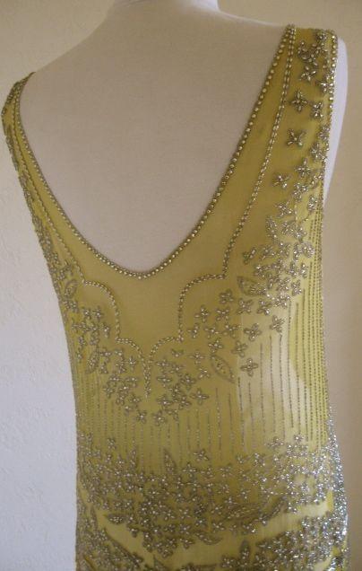 1920-е годы бисером платья - Поиск Google по Dittekarina