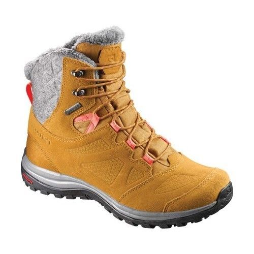 Salomon Women's   Ellipse GORE-TEX Winter Boot #Salomon #SnowBoots