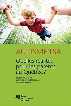 nouveau livre autisme au québec