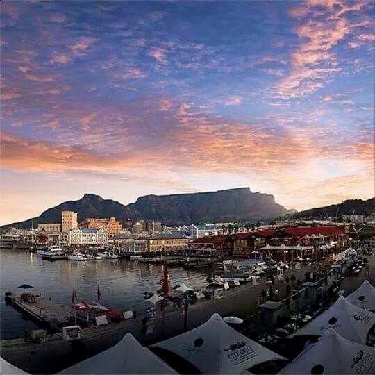 Tafelberg, Tabletop mountain, Cape Town