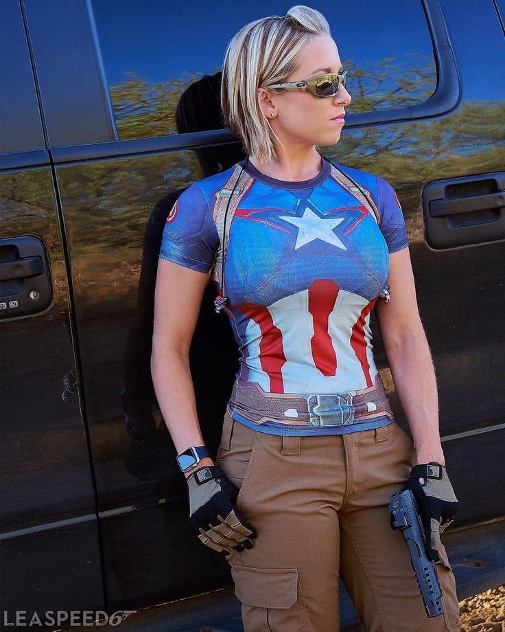 She's an American Girl.