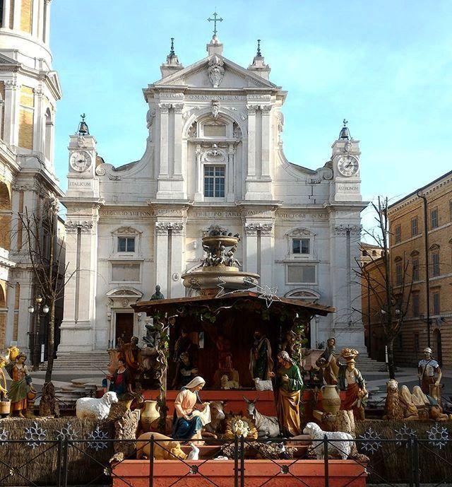 #SanctuaryofLoreto: #Christmas2016 🌟 #Loreto #MerryChristmas #HappyHolidays #Christmas #BabyJesus #messiah #nativity #Christmascrib #OurLadyofLoreto #SantuariodiLoreto #MadonnadiLoreto #Avvento #Natale #Natale2016 #BuonNatale #GesùBambino #Presepe #Adviento #Navidad #Navidad2016 #pesebre #VirgendeLoreto #NuestraSeñoradeLoreto #NotreDamedeLorette #Noel #Noel2016 #Vialauretana #RivieradelConero #Loretoturismo #destinazioneMarche #FelizNavidad #JoyeuxNoel (ph by miaitalia.info)