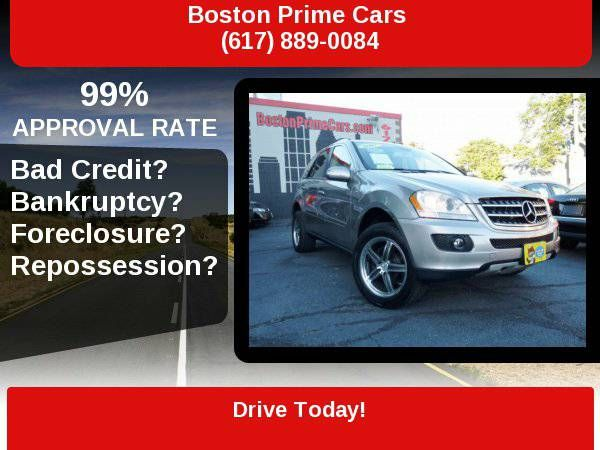 2007 Mercedes Benz ML350 4MATIC 3.5L LOW MILES *SPECIALIZED IN FINANCING*