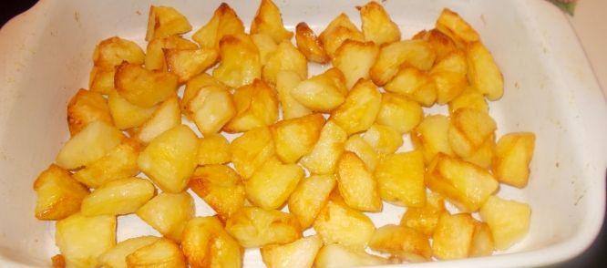 Perfect Geroosterde Aardappelen Uit De Oven Lekker Knapperig recept | Smulweb.nl