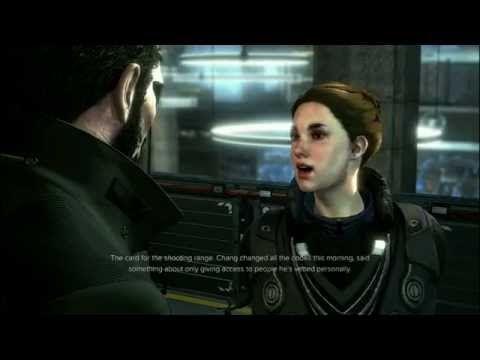 Deus Ex Mankind Divided Ep. 4: Exploring TF49