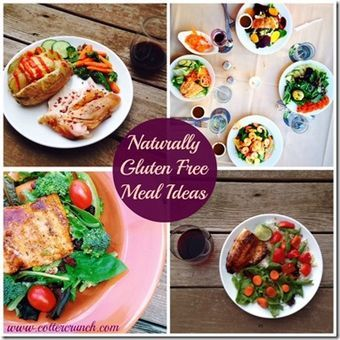 Gluten Free Meal Ides